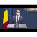 Conferință de presă susținută de premierul Florin Cîțu pe teme economice